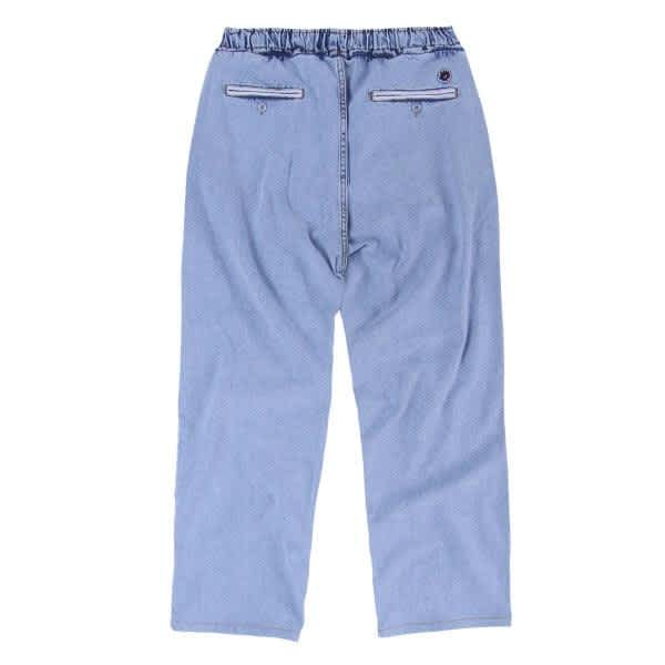 Magenta Climbing Pant Baggy Light Blue Denim | Trousers by Magenta Skateboards 2