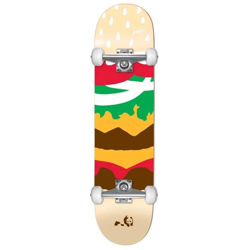 Enjoi Burger Time Youth Complete | Complete Skateboard by Enjoi Skateboards 1