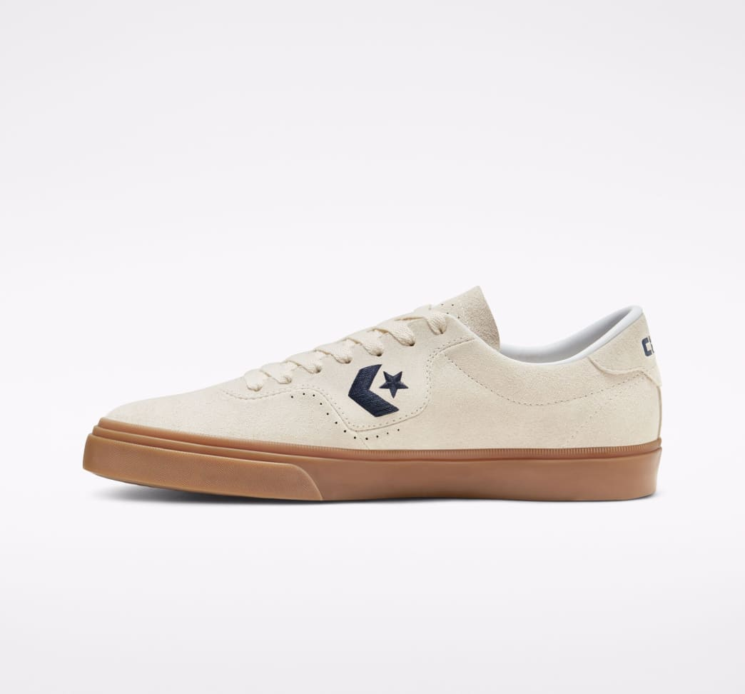 Converse CONS Louie Lopez Pro Ox Skate Shoes - Egret / Obsidian / Gum | Shoes by Converse Cons 2
