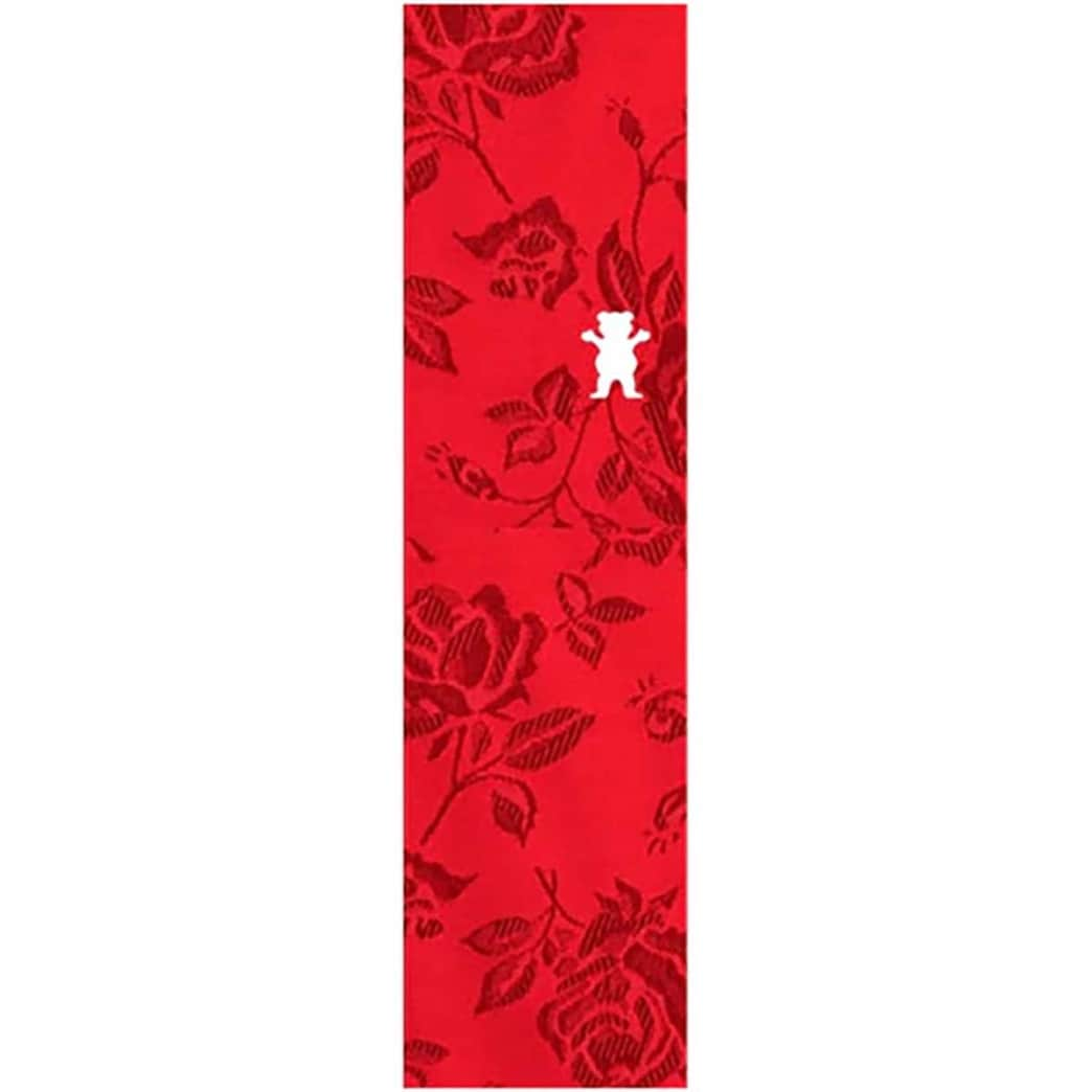 Grizzly - Rose Thread OG Bear Red | Griptape by Grizzly Griptape 1