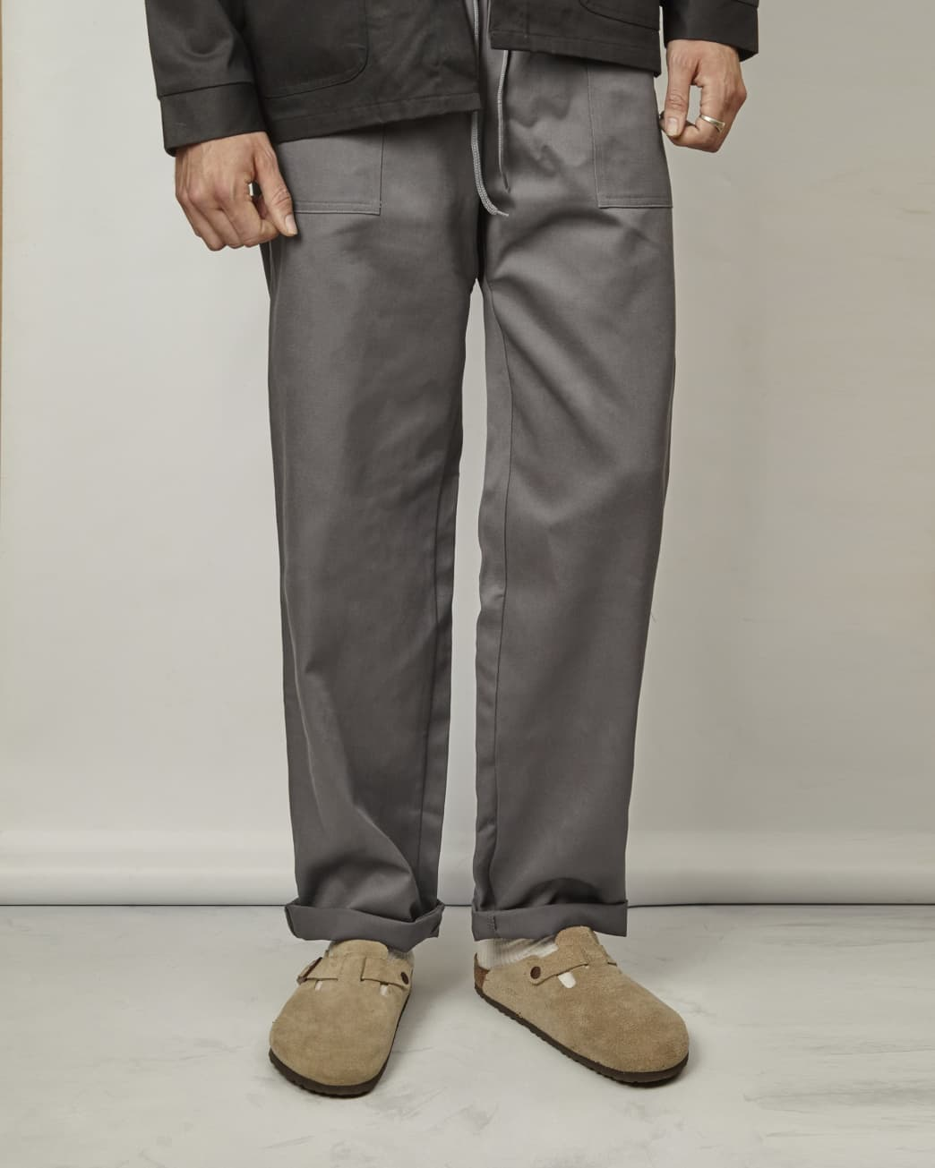 Service Works - Classic Chef Pants - Indigo Denim   Trousers by Service Works 7