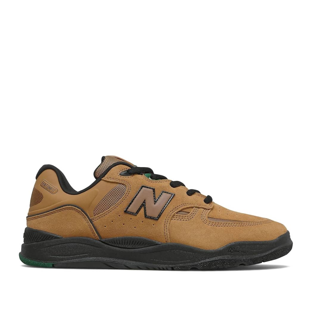 New Balance Numeric Tiago 1010 Shoes - Brown / Green | Shoes by New Balance 1
