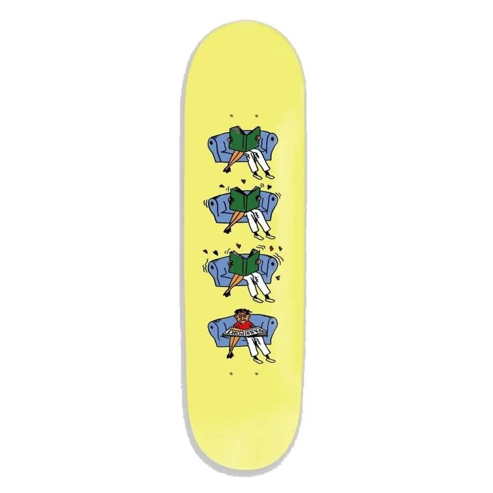 """Pass Port - What You Thought Legs Deck (8.125"""") 