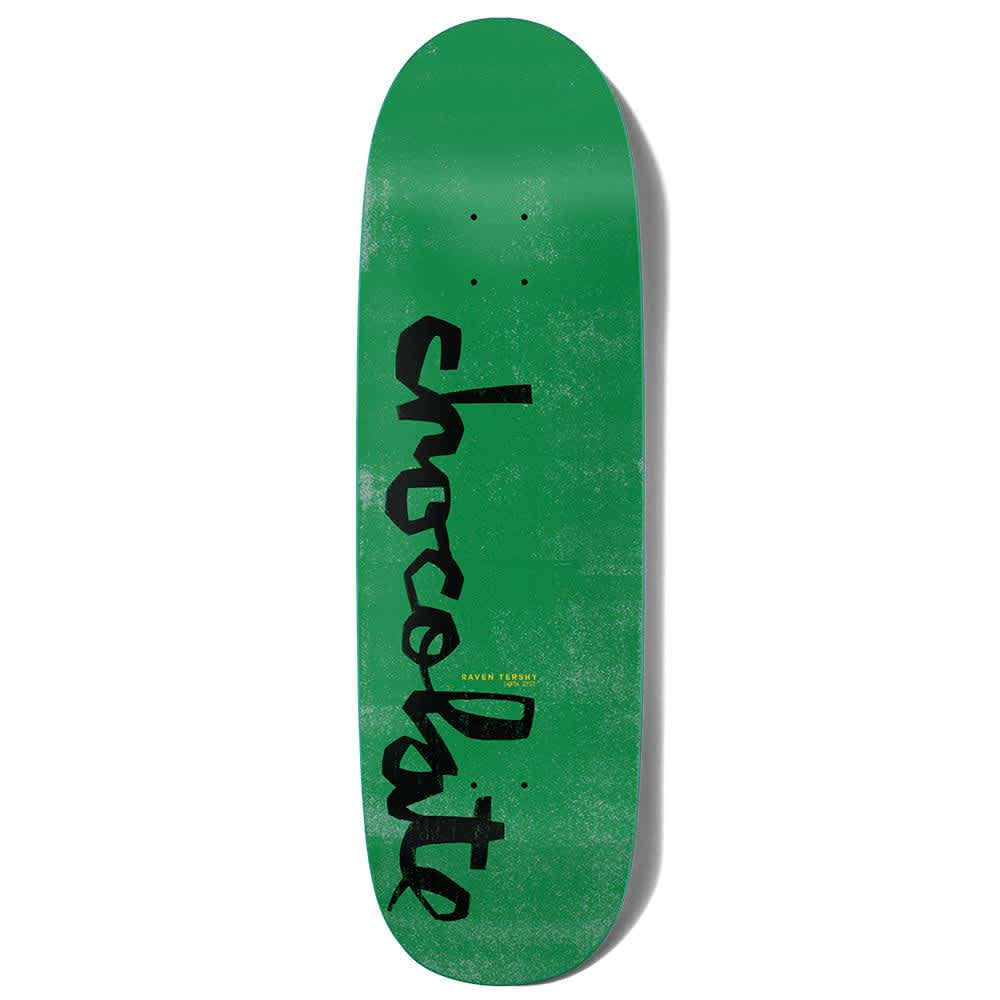 """Chocolate Skateboards - Raven Tershy OG Chunk Deck 9.25"""" Wide   Deck by Chocolate Skateboards 1"""