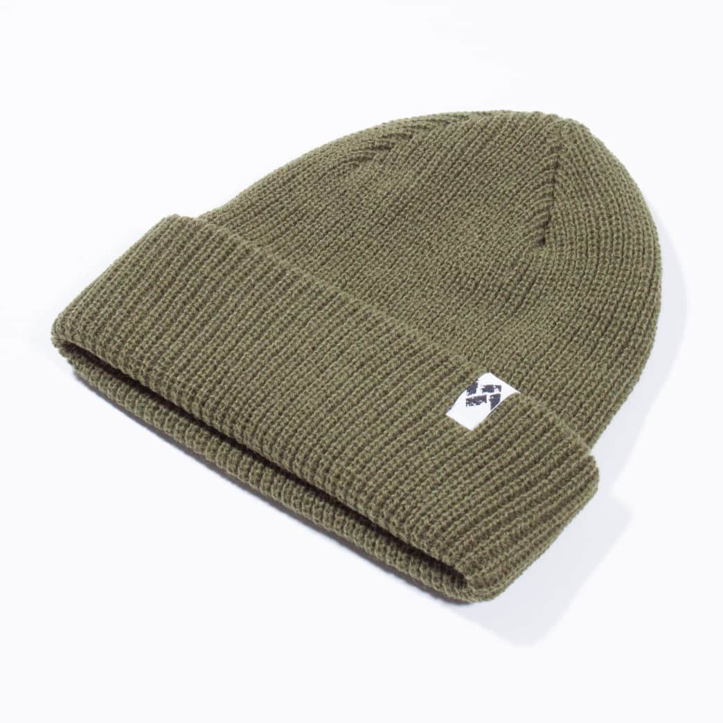 Severn Ilford 2.0 Beanie - Olive   Beanie by Severn Goods 2
