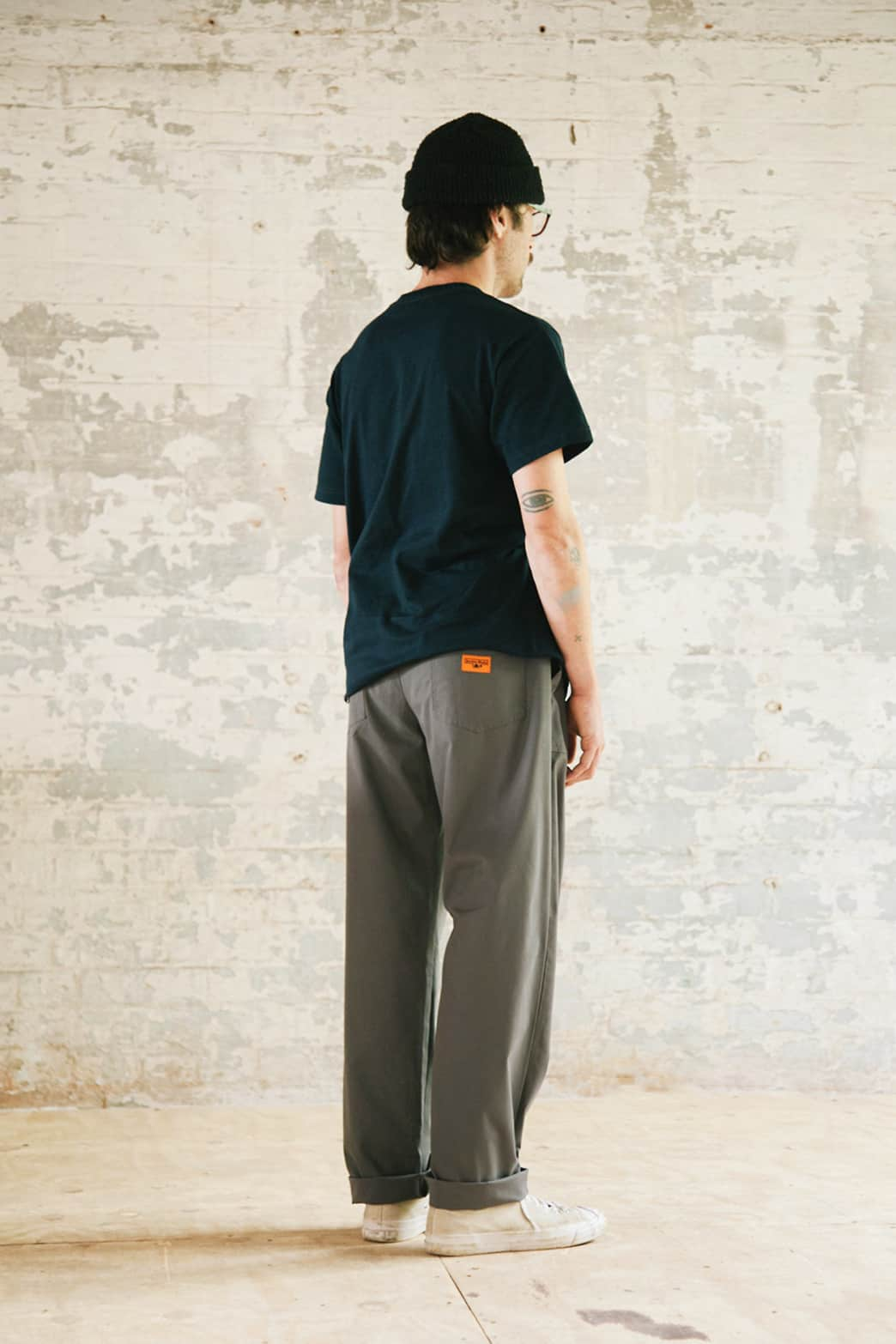 Service Works - Trade Chef Pants - Grey | Trousers by Service Works 2