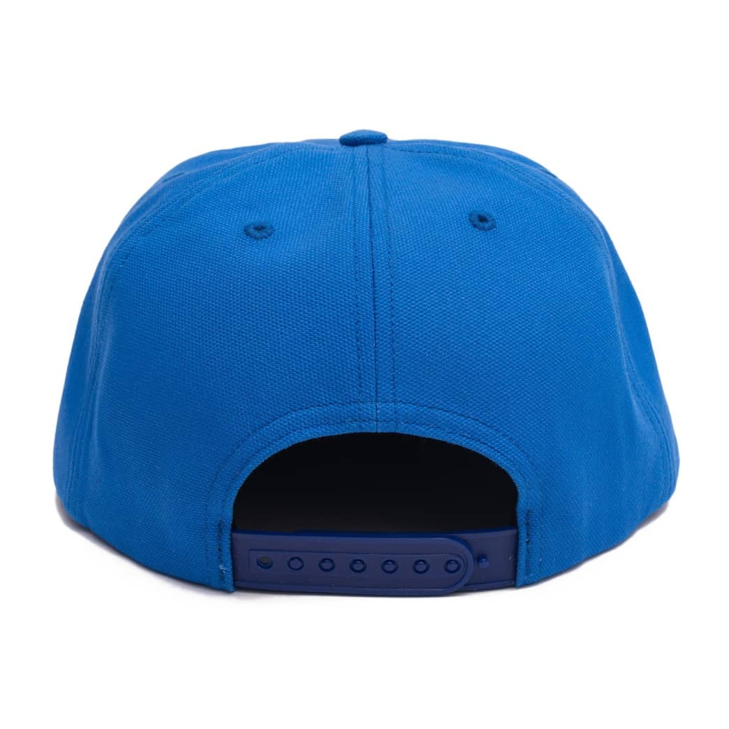 Call Me 917 Cyber Logotype Hat - Royal   Snapback Cap by Call Me 917 3