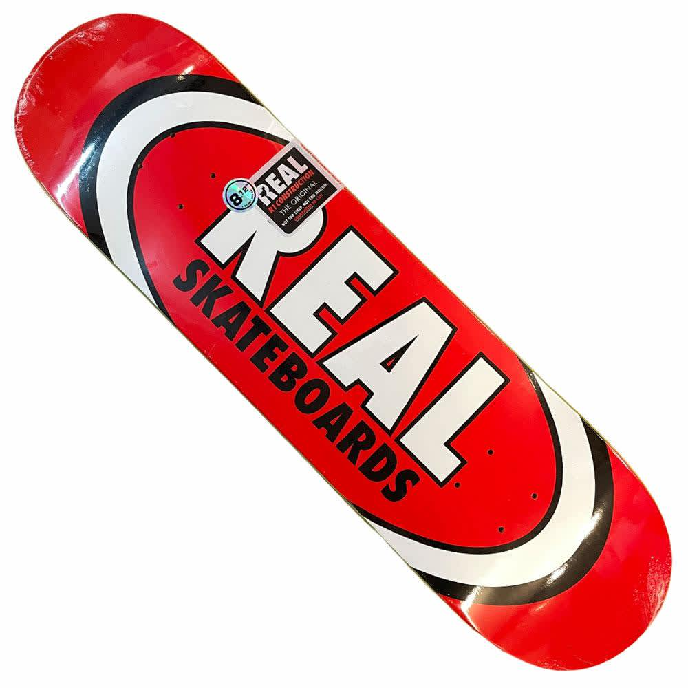Real Deck Classic Oval 8.12x31.3 | Deck by Real Skateboards 1