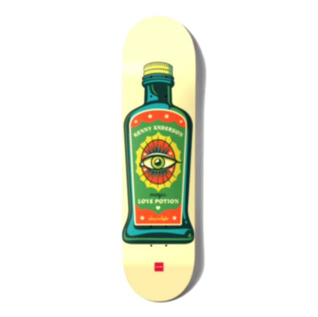 Hecox Essentials (Kenny Anderson) Deck   Deck by Chocolate Skateboards 1