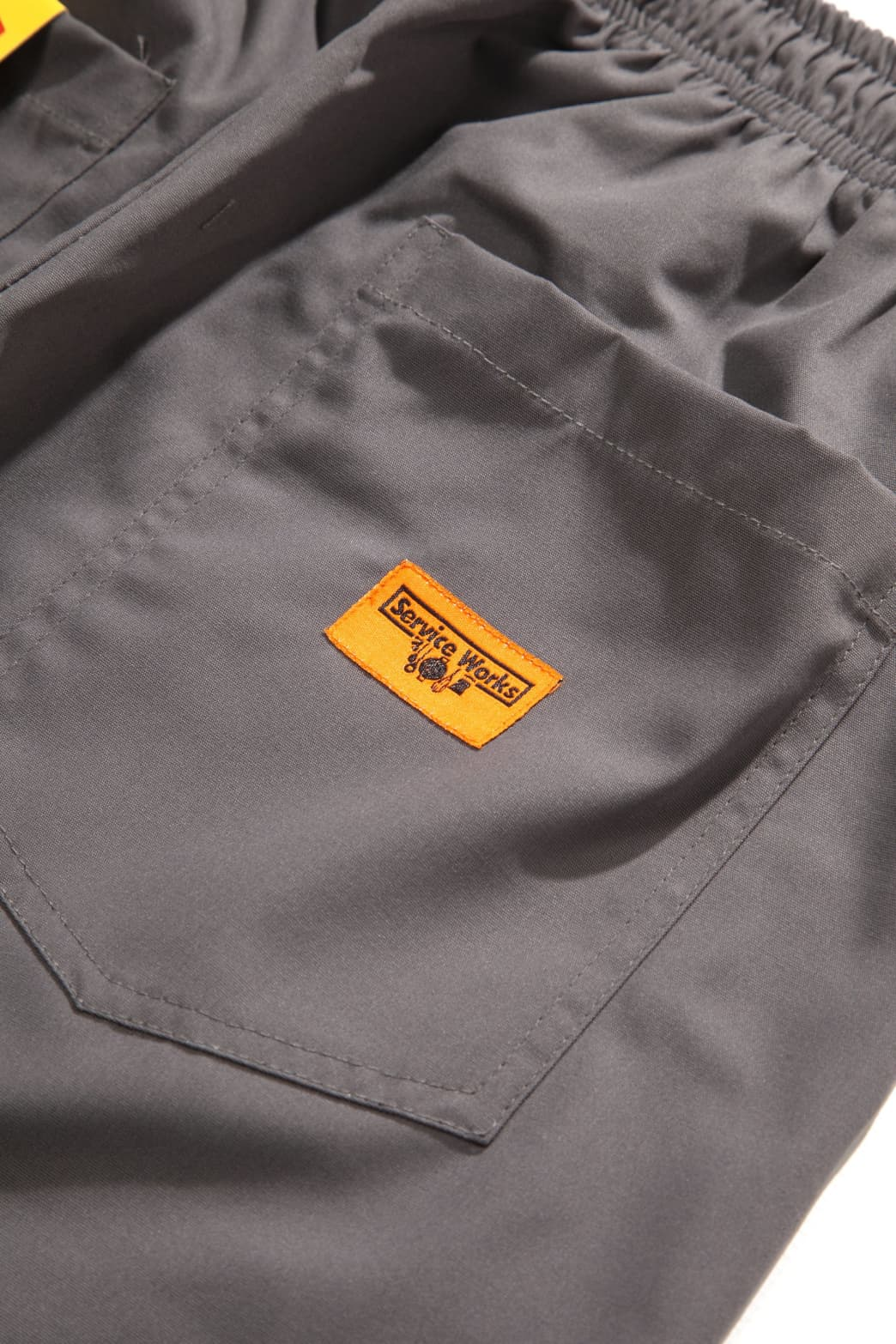 Service Works - Trade Chef Pants - Grey | Trousers by Service Works 5