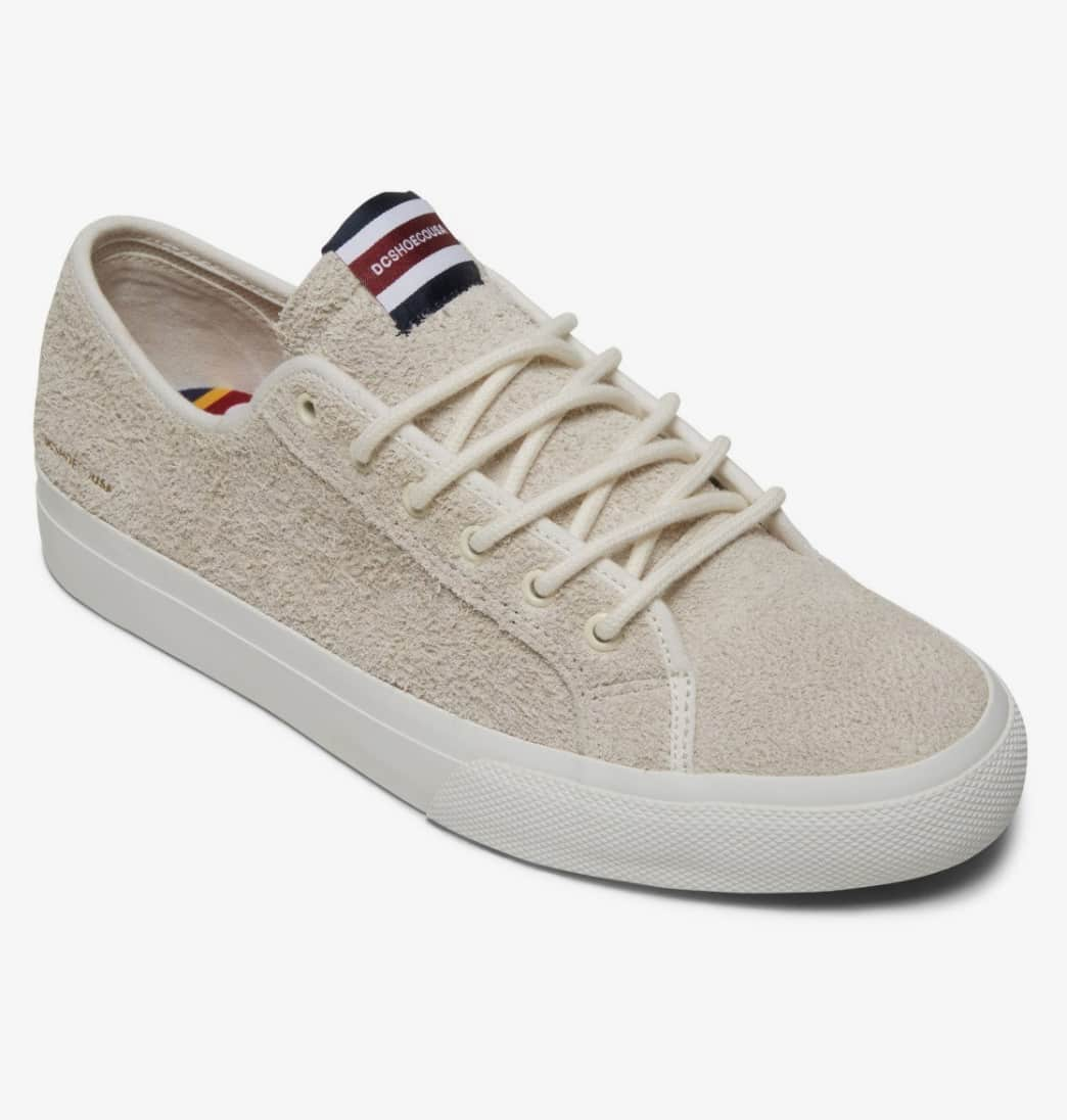 DC Manual x Magenta Skate Shoes - Light Grey | Shoes by DC Shoes 2