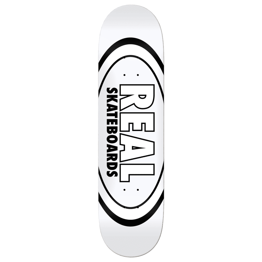 Real Classic Oval Deck 8.38"