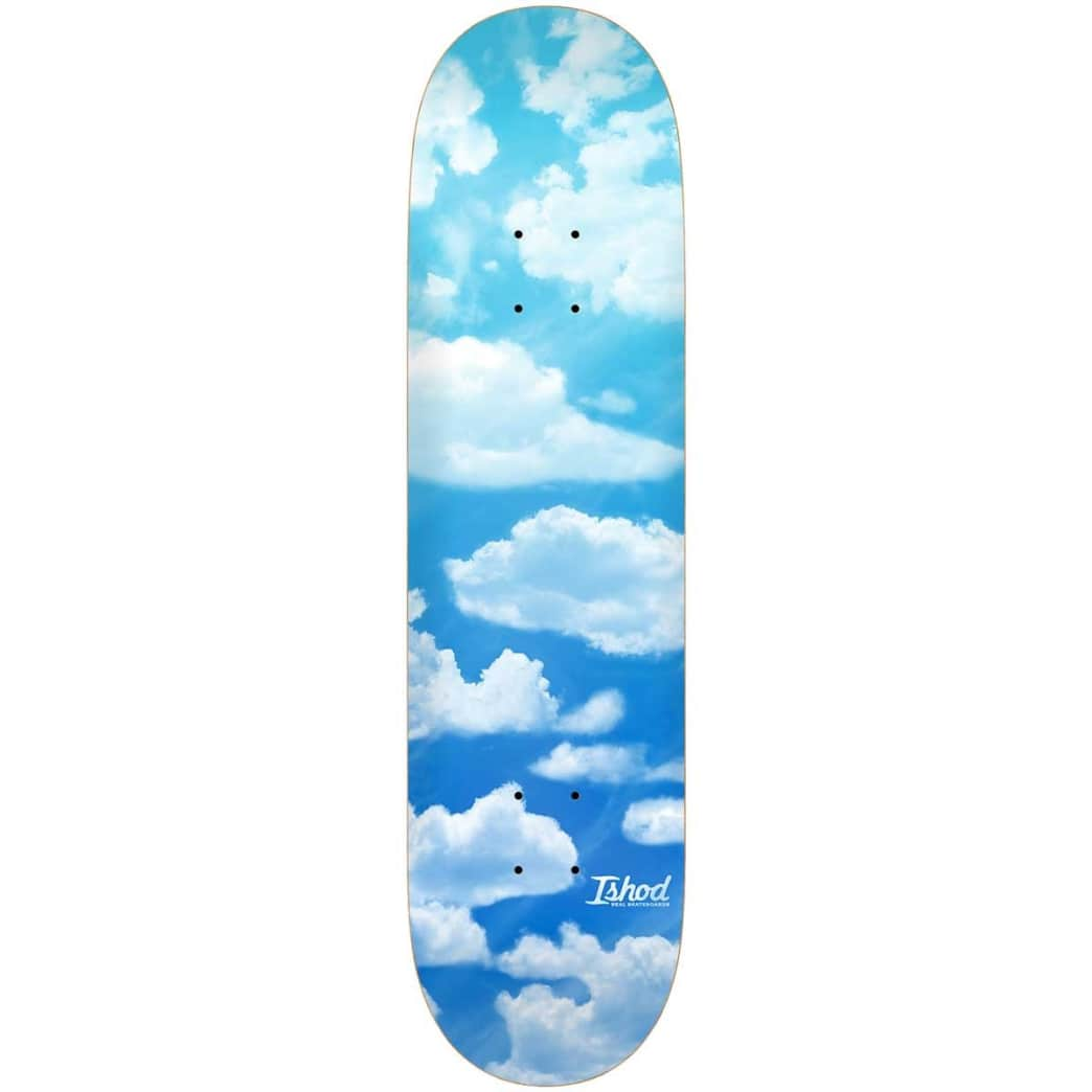 """Real - Wair Sky High Deck 8.06""""   Deck by Real Skateboards 1"""