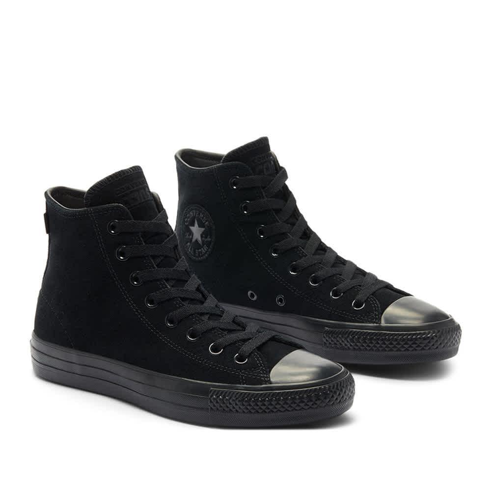 Converse CONS CTAS Pro Hi Top Shoes - Black | Shoes by Converse Cons 3