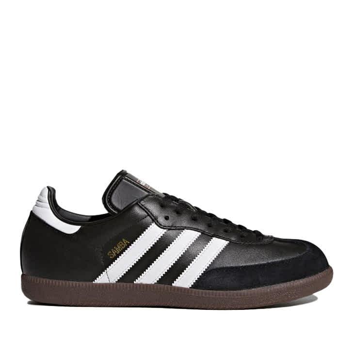 adidas Originals Samba Classic Shoes - Black / White / Gum