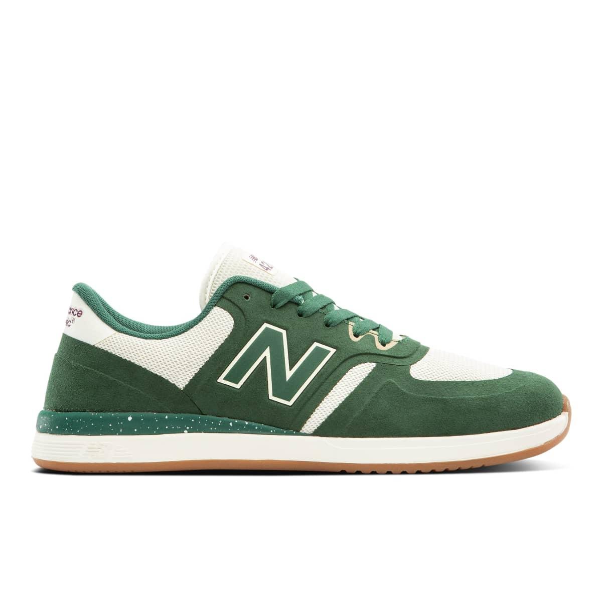 New Balance Numeric 420 04/20 (Green/White)