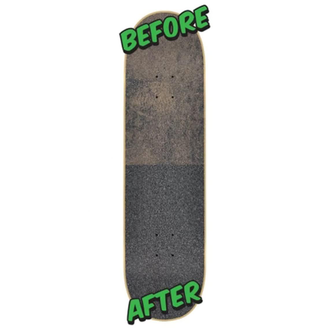 BENCHWHEEL Skate Gear Grip Gum Cleaner for Skateboard Grip Tape 2 pcs
