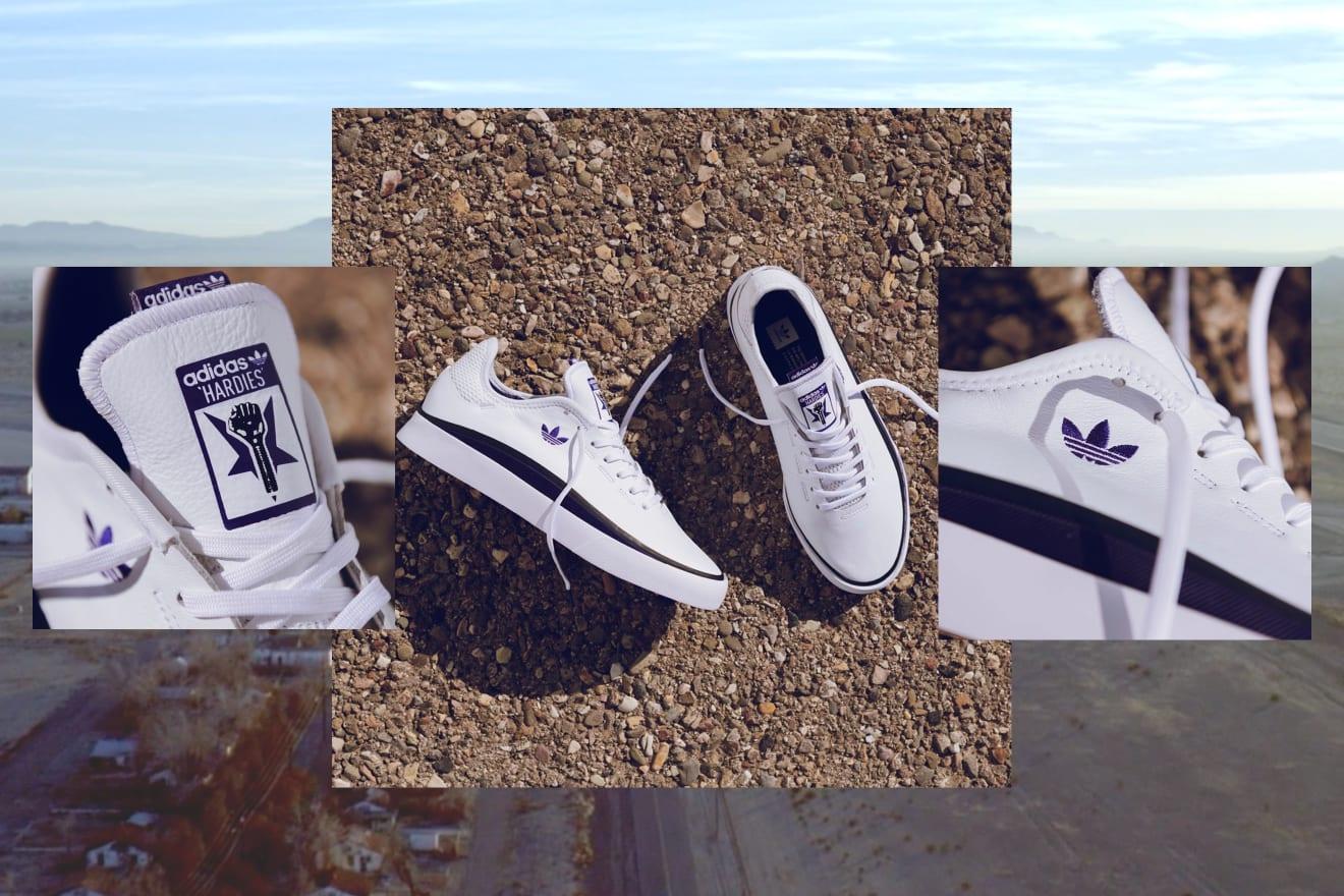 adidas Skateboarding x Hardies: SOTY's selection