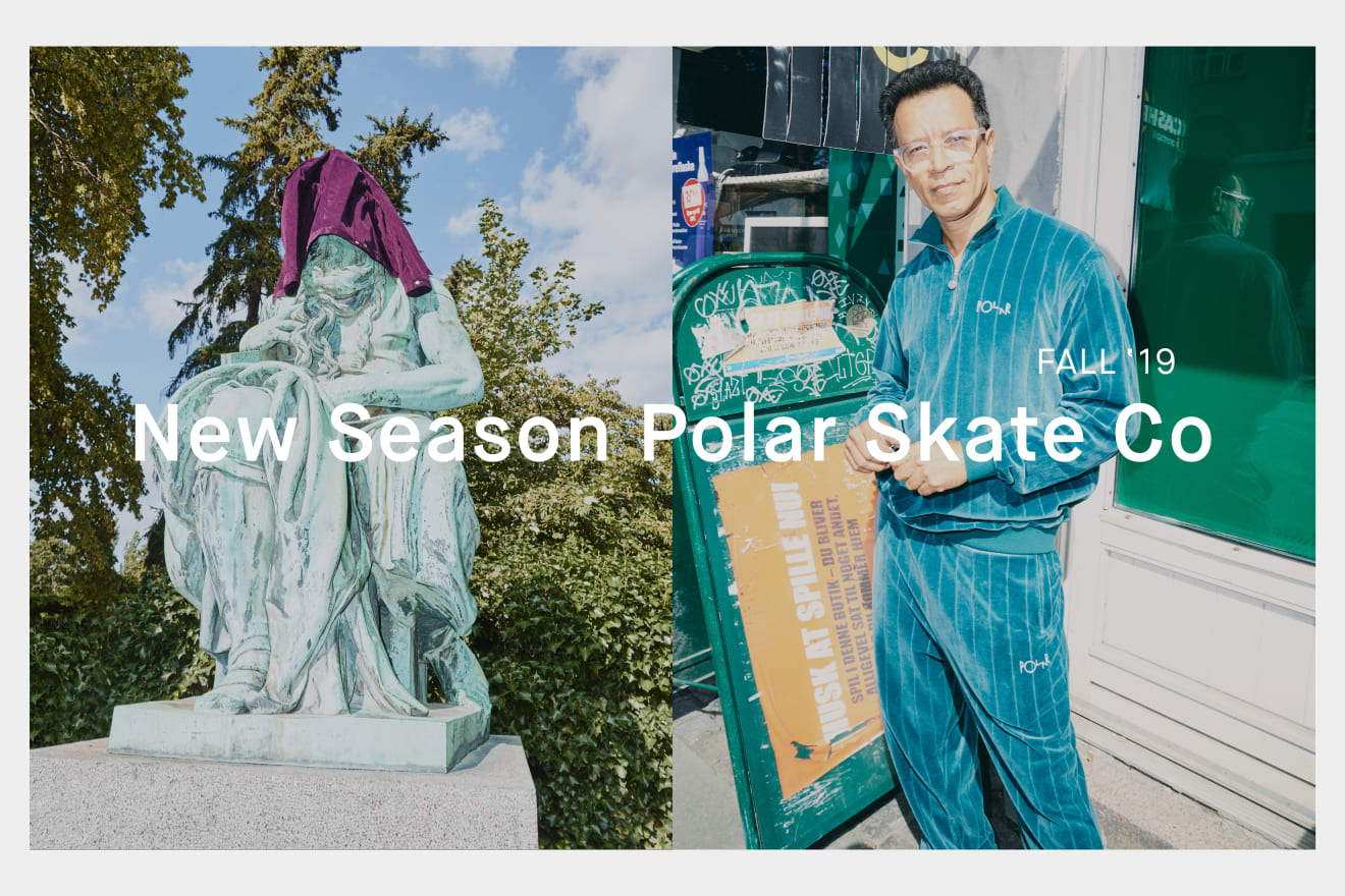 New Season Polar Skate Co