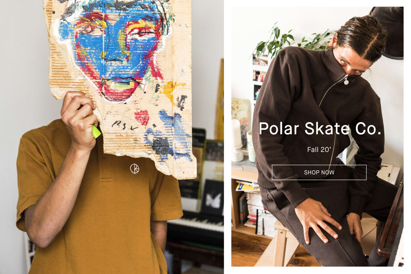 Polar Skate Co Fall 20
