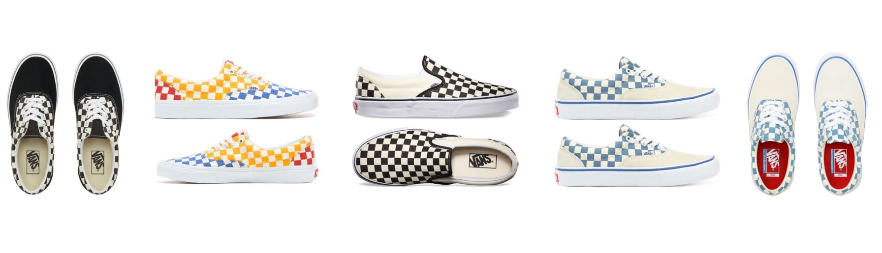 Vans Checkerboard Shoes