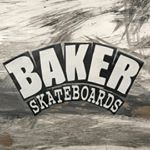 Baker Skateboards Stickers
