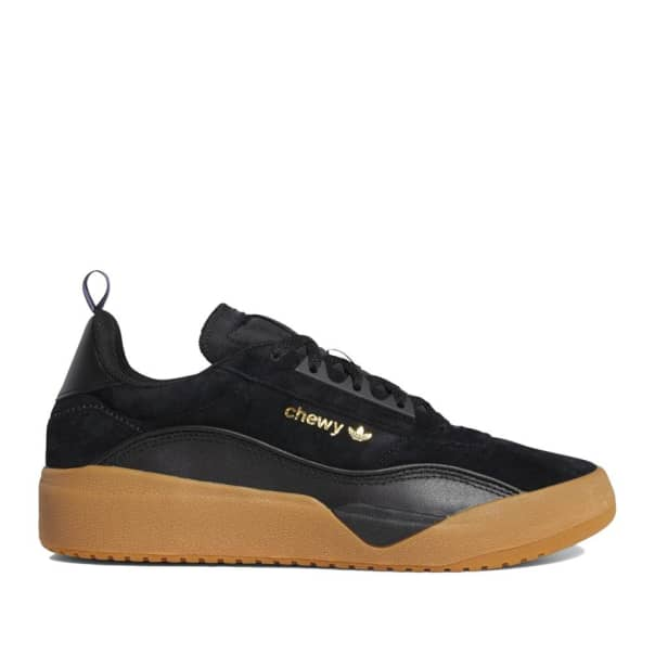 adidas Skateboarding Liberty Cup Chewy Cannon Shoes - Core Black / Gold Metallic / Gum 2