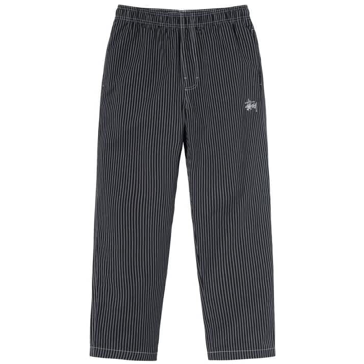 Stüssy - Brushed Cotton Relaxed Pant | Trousers by Stüssy 1
