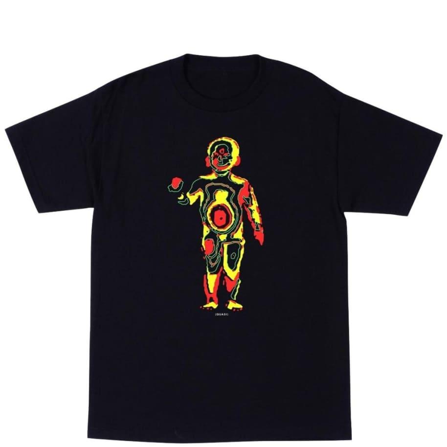 Quasi Child T-Shirt - Black | T-Shirt by Quasi Skateboards 1