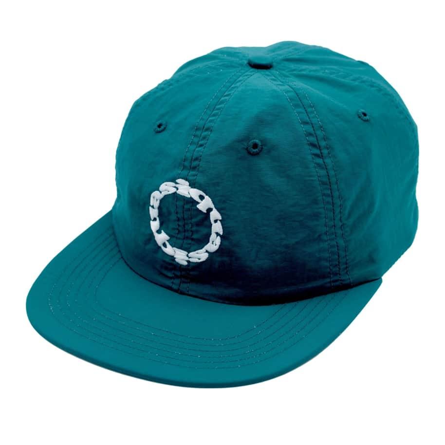 Quasi Trax Hat - Teal | Baseball Cap by Quasi Skateboards 1