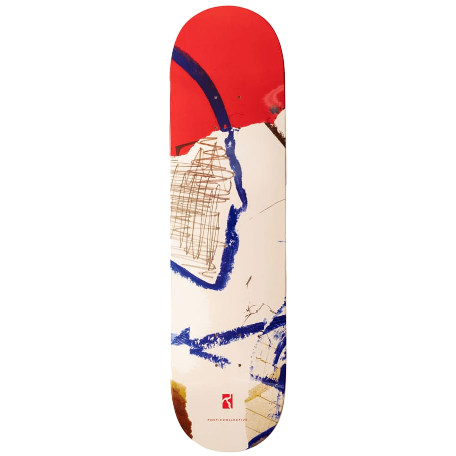 """Poetic Collective Collage #2 Skateboard Deck - 8.125"""" 