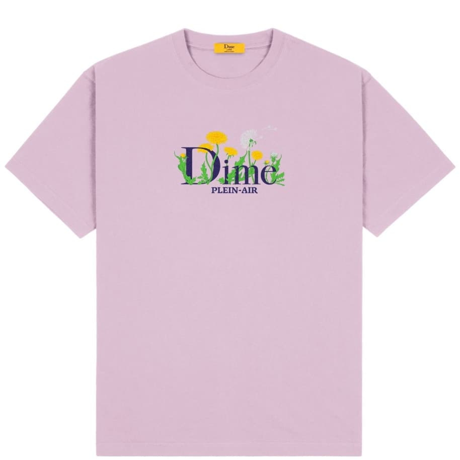 Dime Classic Allergies T-Shirt - Lavender Frost | T-Shirt by Dime 1