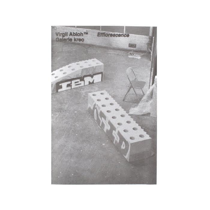 Innen Zines - VIRGIL ABLOH™ - efflorescence | Book by Innen Zines 1