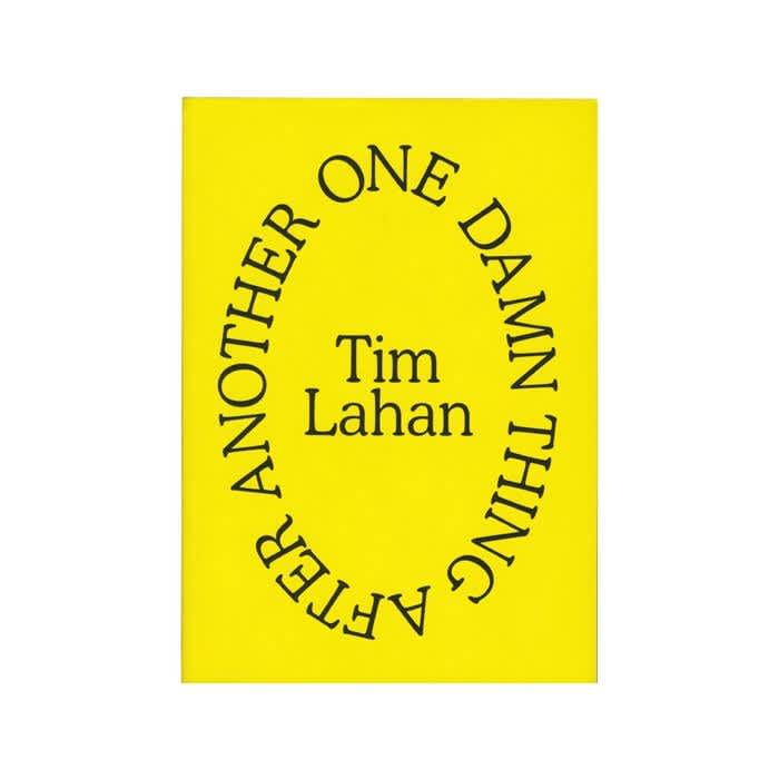 Commune - One Damn Thing After Another - Tim Lahan | Book by Commune 1