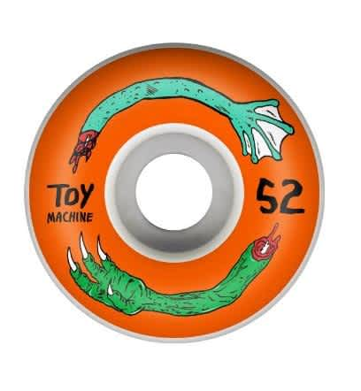 TOY MACHINE SECT SKATER 52MM WHEELS | Wheels by Toy Machine 1
