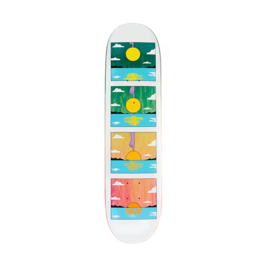 """Real - Mason Sunset Deck (8.06""""/8.38"""") 