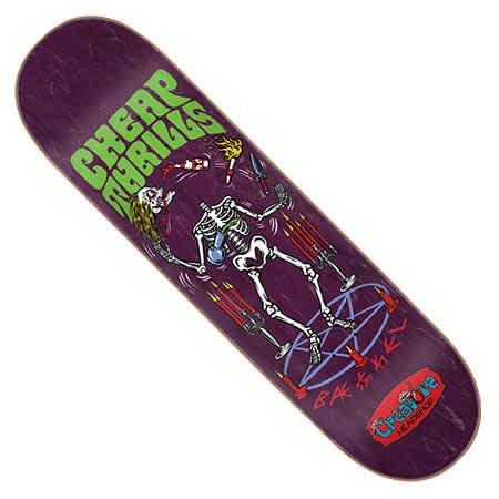 "Creature - Bakkel Cheap thrills Deck (8.375"") | Deck by Creature Skateboards 1"