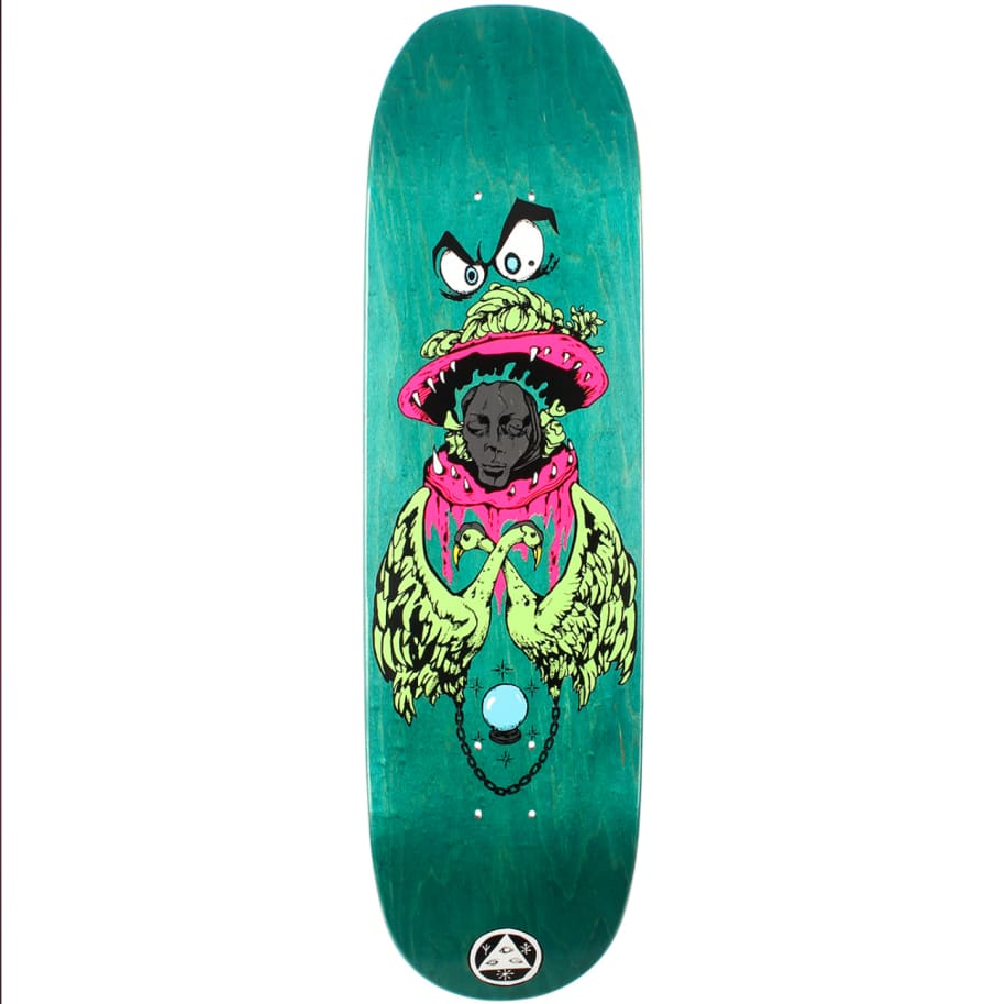 """Welcome - Victim Of Time On Moontrimmer 2.0 Deck (8.5"""") 