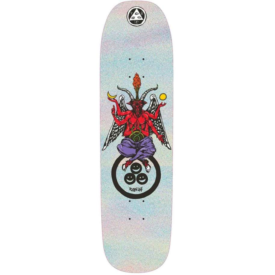 """Welcome - Baspholit On Stonecipher Deck (8.6"""") 