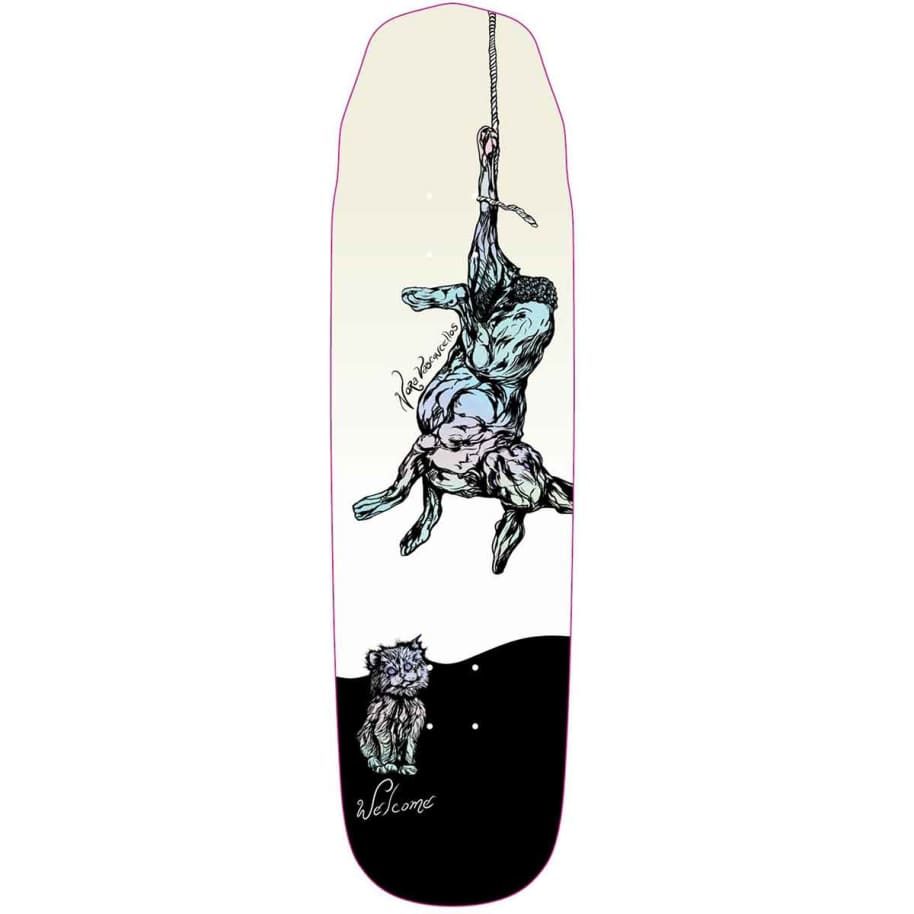 """Aelcome - Fairy Tail On Wicked Queen Deck (8.625"""") 
