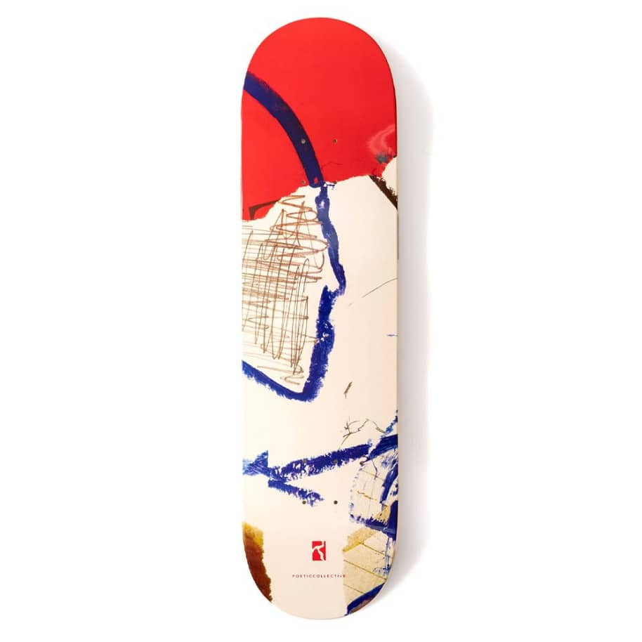 """Poetic Collective Collage #2 Skateboard Deck - 8.25""""   Deck by Poetic Collective 1"""