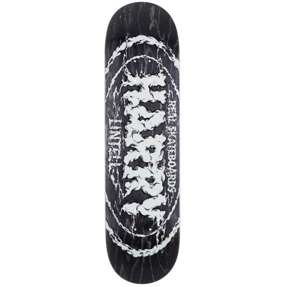 """Real Deck Lintell Oval 8.28"""" 