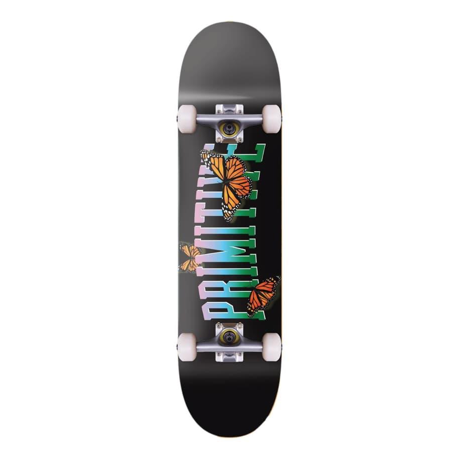 Primitive Collegiate Butterfly Complete   Complete Skateboard by Primitive Skateboarding 1