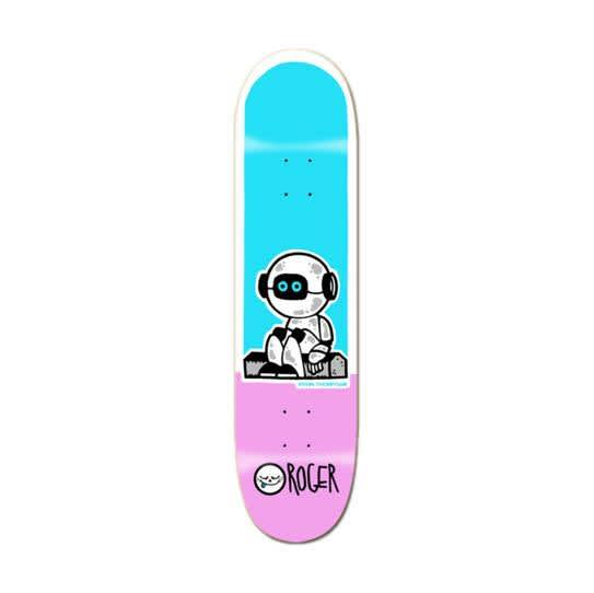 Roger Skate Company Thompson Curbot 8.25 | Deck by Roger Skate Co. 1