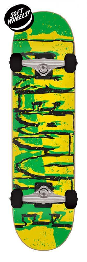 """Creature Complete Ripped Logo Micro- 7.5"""" 