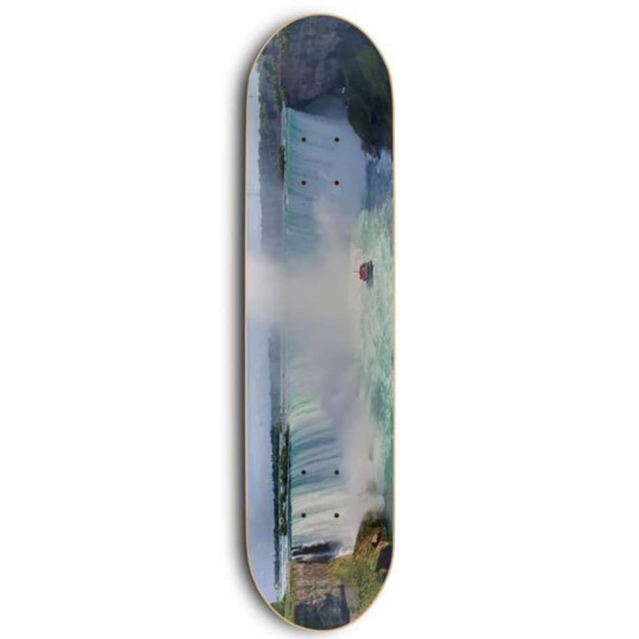 ONLY ONE WAY TO FIND OUT (MULTIPLE SIZES) | Deck by Skate Mental 1