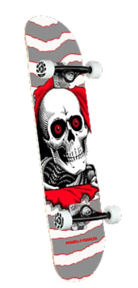 """Ripper Complete   8""""   Complete Skateboard by Powell Peralta 1"""