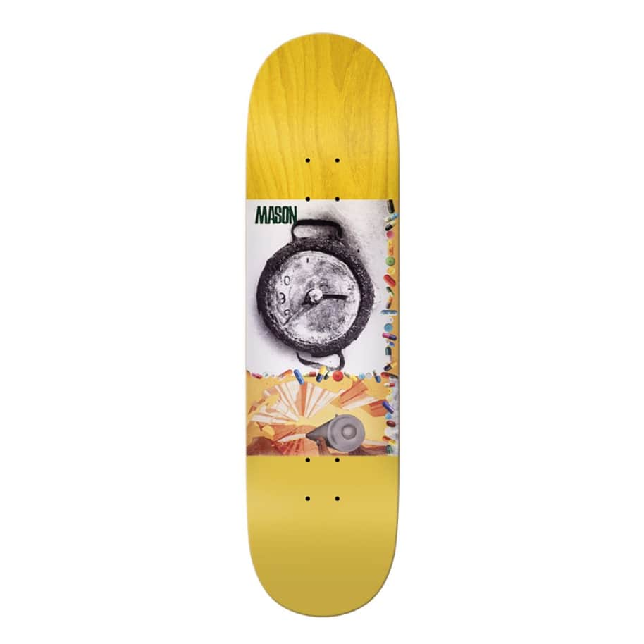 """Mason Boxcar - 8.5"""" 