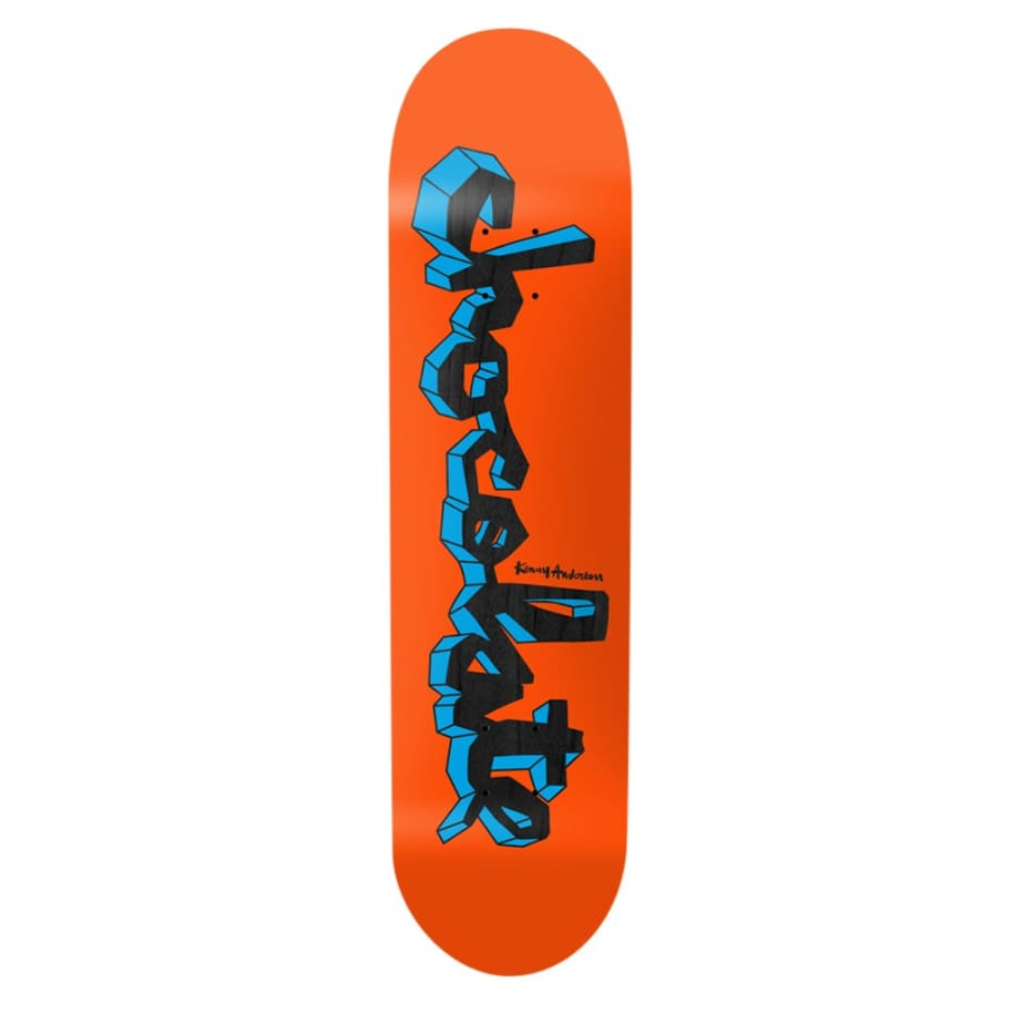 Anderson Lifted Chunk - 8 | Deck by Chocolate Skateboards 1
