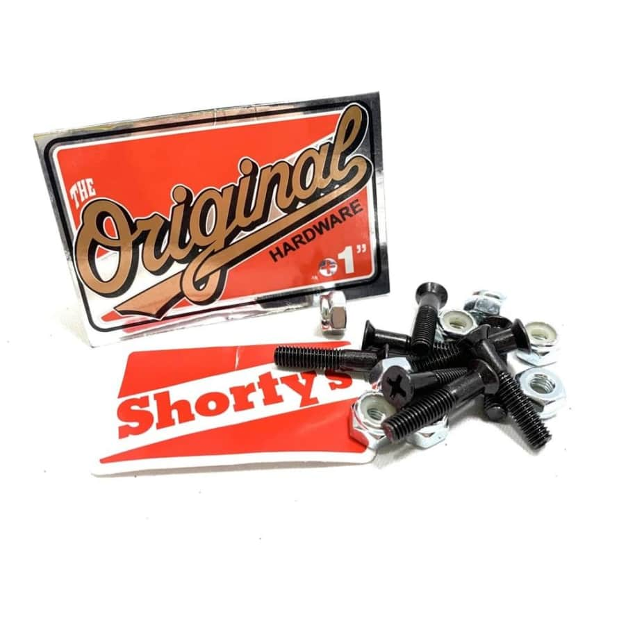"""Shortys Original Hardware 1"""" Phillips   Bolts by Shorty's 1"""